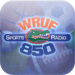 WRUF Sports Radio 850, Gainesville's All Sports Station