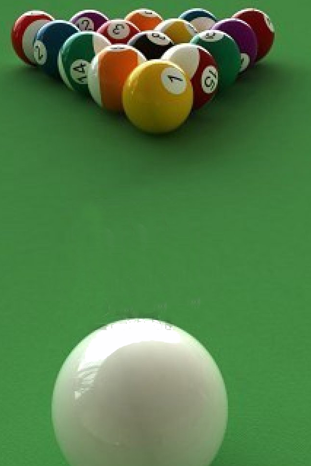 Screenshot Billiard 3d Simulator